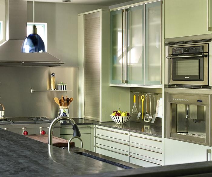 Kitchen profile